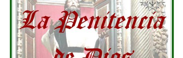 """NUEVA OBRA MUSICAL """" LA PENITENCIA DE DIOS"""" – AM GILENA"""